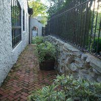 side walkway