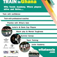 Train in Ghana