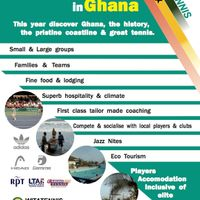 Gap year in Ghana