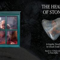 The Heart of Stone front and back cover