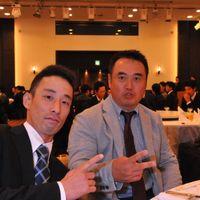 ワン・ツーフィニッシュだったチーム東京さんの竹内さん&飯沼さん(他社)