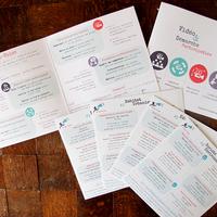 Porte-Voies - Print materials