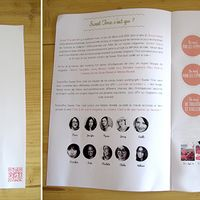 Sweet Time Mag' - Event communication (press kit)