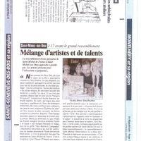 Le Républicain - 30/05/02 et 8/08/02