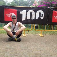 Just Finished the Singapore 50KM!