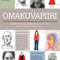 Omakuvapiiri -juliste (2011)