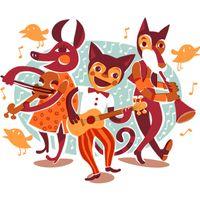Roihuvuoren äitien ja isien orkesteri (2013), digitaalinen tiedosto