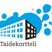 Taidekortteli, logo (2014)