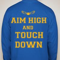 Phi Sigma Sigma Powderpuff Shirt (back)