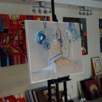 Atelier work in 2010