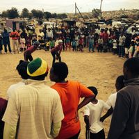 OVOV Soapbox Rally in Diepsloot