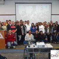 Palestra na Faculdade Anhanguera de Jundiaí