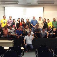 Palestra na Faculdade Anhanguera de Sorocaba