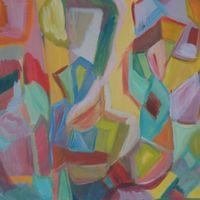 untitled - acrylic cm. 60X80