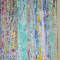 untitled 2 - acrylic cm. 40X50