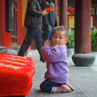 New Generations to the Buddhist Temples