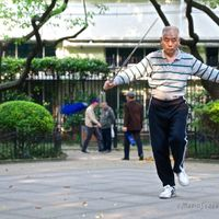 May 1: Tai Chi in the park