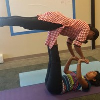Acro Yoga for adults in New Jersey
