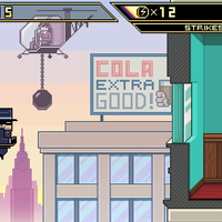 pixel art,retro,jetpack,mobile game,addictive,funny,billy skyscraper,copter,building