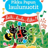 Pikku Papun laulunuotit (Tammi, 2015) / Little Papu's song notes