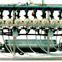 Fertigation Manager with10 Injectors