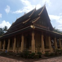 Wat Si Saket (the Sisaket Temple), Vientiane, Laos