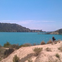 Embalse de Amadorio, Valencia region, Spain