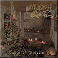 "Mortuary Drape ""Dance of Spirits"""