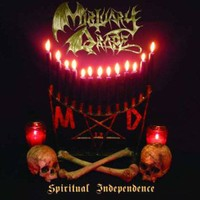 "MORTUARY DRAPE ""Spiritual Independence"" CD/MFiT"