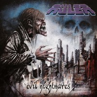 "RULER ""Evil Nightmares"""
