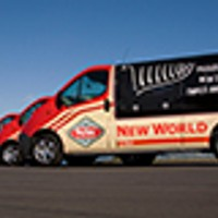 vehicle wrap for new World