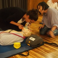 CPR Training Shanghai