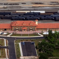 Hattiesburg Train Station