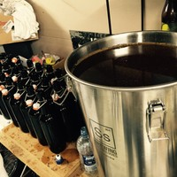 batch brewed craft beer