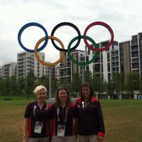 Volunteering at the London 2012 Olympics