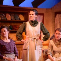 Dancing at Lughnasa at AMDA