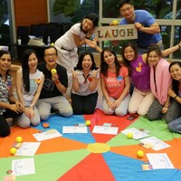 Laughter Yoga Basic Learning Certification March 2016