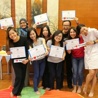 Laughter Yoga Certified Leader Training April 2016