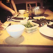 sushi kurs in Berlin
