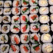 vegetalischer Sushi  sushikurs in Berlin