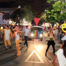 Opening Pride Parade