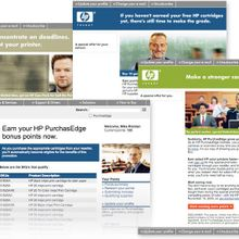 HP Loyalty/Demand Stimulation Marketing (Email/Web)