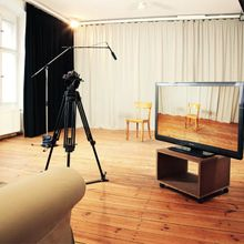 Großes Studio