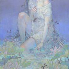 花の命 M10 Canvas
