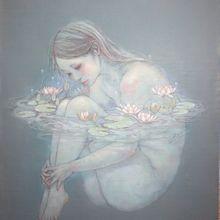水面 F6 Canvas