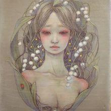 花の夢 F0 Canvas