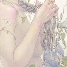 うたげー朝顔ー WF6 Canvas