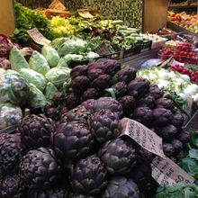 Vegetable Market, Bologna