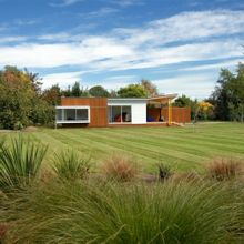 The Grounds - John's House and the Pavilion, Havelock North, Hawkes Bay
