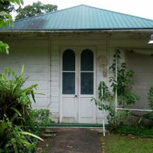 William Beebe Tropical Research Station, Arima, Trinidad